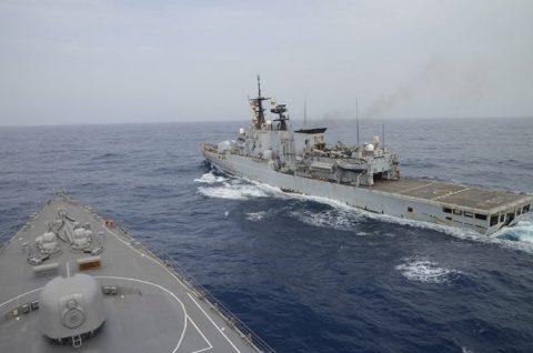 防衛省 自衛隊 24次海賊対処活動 水上部隊レポート18ゆうだちNo5