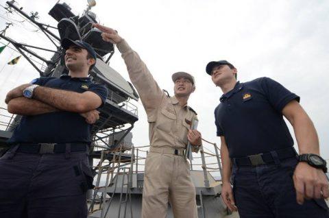 防衛省 自衛隊 24次海賊対処活動 水上部隊レポート18ゆうだちNo6