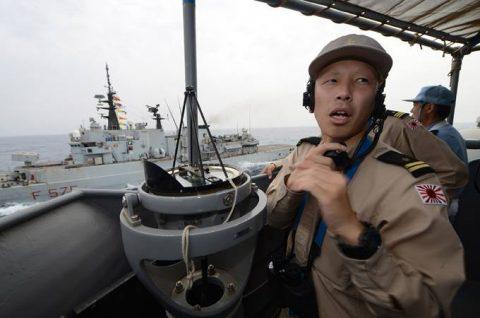 防衛省 自衛隊 24次海賊対処活動 水上部隊レポート18ゆうだちNo7