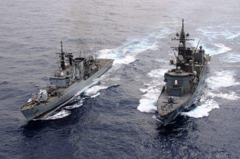 防衛省 自衛隊 24次海賊対処活動 水上部隊レポート18ゆうだちNo8