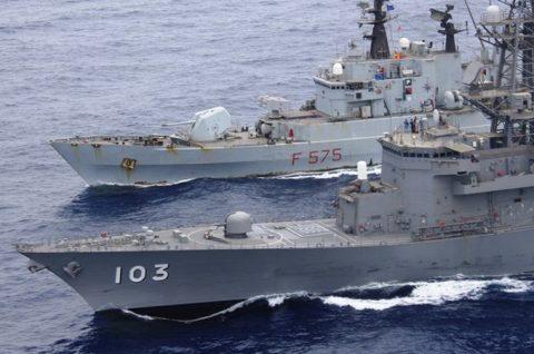 防衛省 自衛隊 24次海賊対処活動 水上部隊レポート18ゆうだちNo9