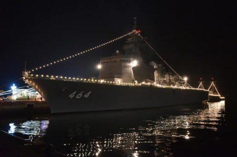 防衛省 海上自衛隊 第65回掃海殉職者追悼式02