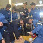 海上自衛隊 一般幹部候補生 28年度 遠洋練習航海の記録