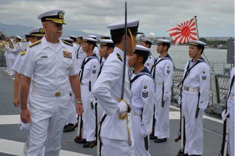 海上自衛隊幹部候補生学校 遠洋航海(練習艦隊) 28年度の記録3no2
