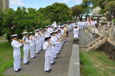 海上自衛隊幹部候補生学校 遠洋航海(練習艦隊) 28年度の記録3no8