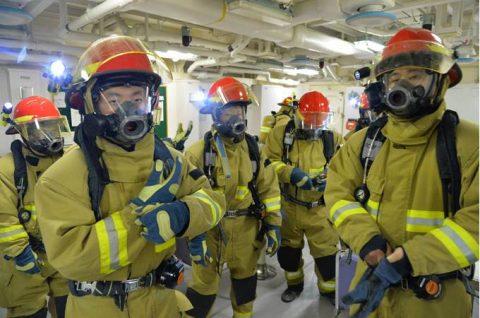 平成28年度 海上自衛隊 幹部候補生 遠洋航海4 パールハーバー出港no5