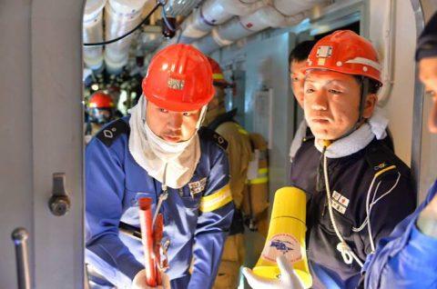 平成28年度 海上自衛隊 幹部候補生 遠洋航海4 パールハーバー出港no6