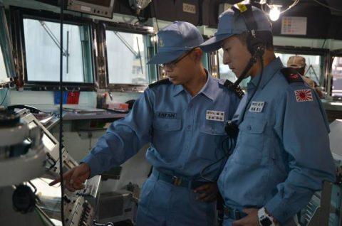 海上自衛隊 ソマリア ジプチ 海賊対処 24次水上部隊の記録14No1