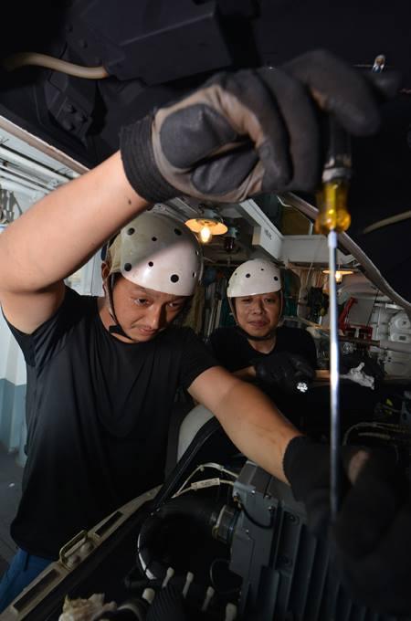海上自衛隊 ソマリア ジプチ 海賊対処 24次水上部隊の記録14No6