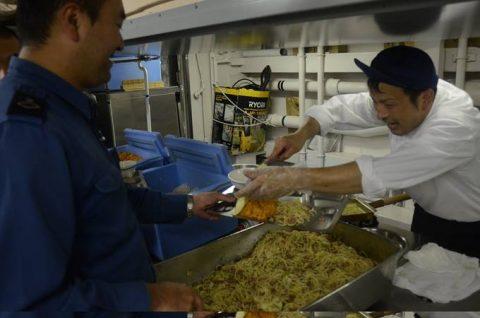 2016年度 海上自衛隊 幹部候補生 遠洋航海5 サンディエゴへ航海中No1