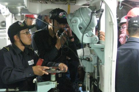 2016年度 海上自衛隊 幹部候補生 遠洋航海5 サンディエゴへ航海中No4