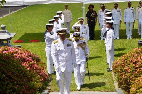 防衛省海上自衛隊 マラバール2016 日本・アメリカ・インド日米印共同訓練No07
