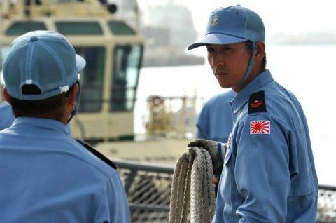 自衛隊 24次ソマリア等 海賊対処活動 水上部隊のレポート15no01