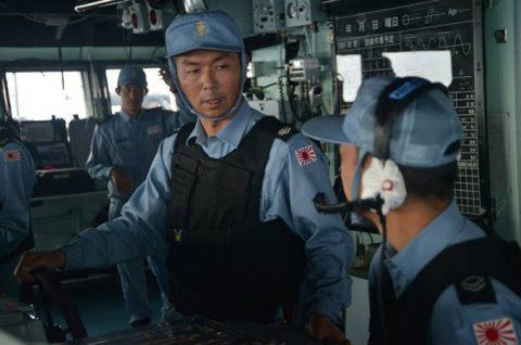 自衛隊 24次ソマリア等 海賊対処活動 水上部隊のレポート15no02