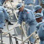 海上自衛隊 ジプチ ソマリア 海賊対処 水上部隊(24次)11ゆうぎり