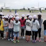 八戸航空基地の基地見学などについて(総合的な学習の時間)