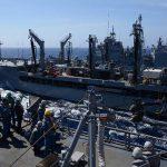 マラバール2016  防衛省海上自衛隊 日米印共同演習の記録2