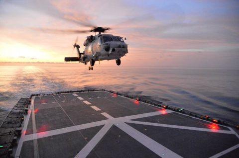 2016年度 海上自衛隊 幹部候補生 遠洋航海(練習艦隊)7訓練No09