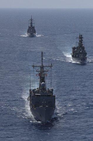 海上自衛隊 ジプチ ソマリア 海賊対処 24次水上部隊の記録13no1