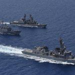 海上自衛隊 ジプチ ソマリア 海賊対処 24次水上部隊の記録13