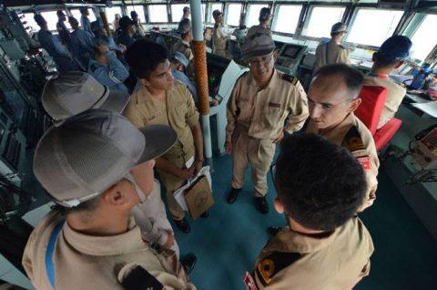 海上自衛隊 ジプチ ソマリア 海賊対処 24次水上部隊の記録13no4
