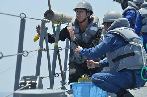 海自 24次ジプチ・ソマリア海賊対処活動 水上部隊レポート17No1