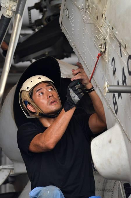 海自 24次ジプチ・ソマリア海賊対処活動 水上部隊レポート17No6