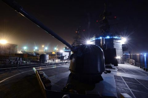 海自 24次ジプチ・ソマリア海賊対処活動 水上部隊レポート17No9