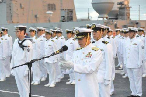 防衛省 海上自衛隊RIMPAC(リムパック)2016 事前訓練1No08