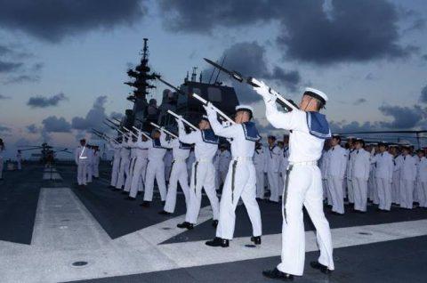 防衛省 海上自衛隊RIMPAC(リムパック)2016 事前訓練1No10