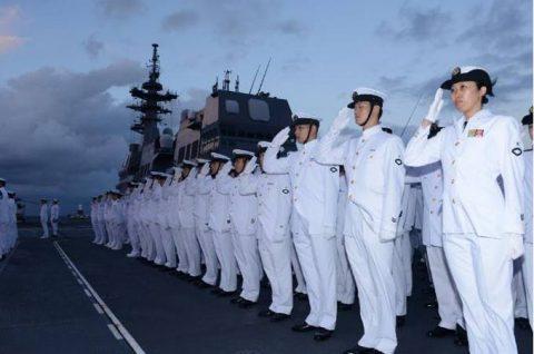 防衛省 海上自衛隊RIMPAC(リムパック)2016 事前訓練1No11