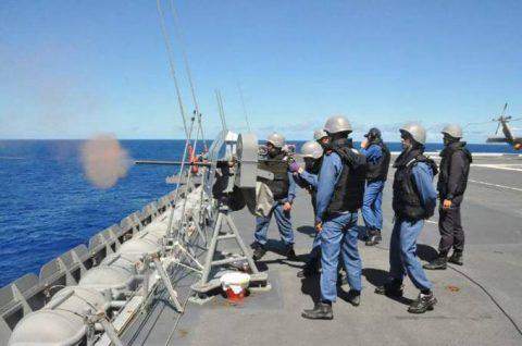 海上自衛隊リ ムパック(RIMPAC)2016 事前訓練2No01