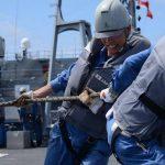 海上自衛隊リ ムパック(RIMPAC)2016 事前訓練2