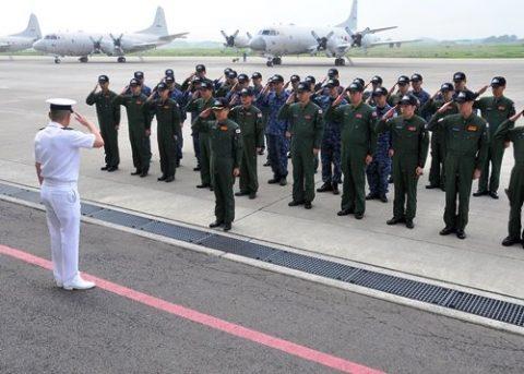 平成28年度米国派遣訓練(RIMPAC2016)海上自衛隊八戸航空基地No1