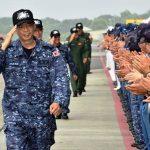 平成28年度米国派遣訓練(RIMPAC2016)海上自衛隊八戸航空基地
