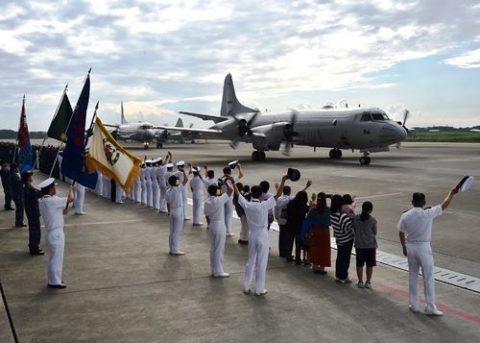 平成28年度米国派遣訓練(RIMPAC2016)海上自衛隊八戸航空基地No3