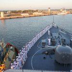 2016年度 海上自衛隊幹部候補生 遠洋航海かしま・せとゆき9