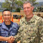 海上自衛隊 リムパック RIMPAC2016 人道支援・災害救援