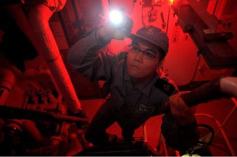 海上自衛隊24次海賊対処行動水上部隊レポート20護衛艦ゆうだちNo4