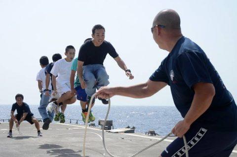 海上自衛隊24次海賊対処行動水上部隊レポート20護衛艦ゆうだちNo6