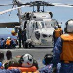 海自RIMPAC2016 ひゅうが人道支援・災害救難訓練2