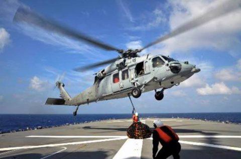 海自 パシフィック・パートナーシップ2016 米海軍と訓練No4