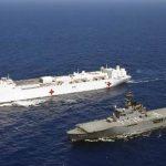 海自 パシフィック・パートナーシップ2016 米海軍と訓練
