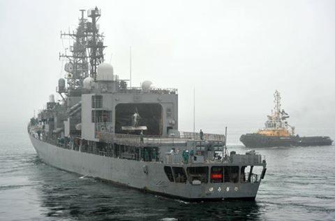 海上自衛隊24次海賊対処行動水上部隊レポート21護衛艦ゆうぎりNo1