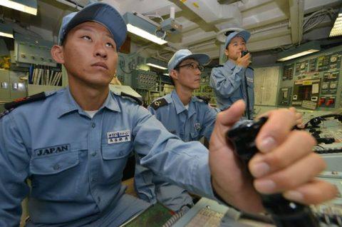 海上自衛隊24次海賊対処行動水上部隊レポート21護衛艦ゆうぎりNo2
