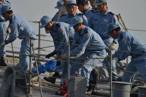 海上自衛隊24次海賊対処行動水上部隊レポート21護衛艦ゆうぎりNo3
