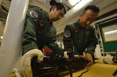 海上自衛隊24次海賊対処行動水上部隊レポート21護衛艦ゆうぎりNo4