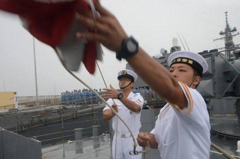 海上自衛隊24次海賊対処行動水上部隊レポート21護衛艦ゆうぎりNo6