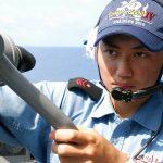 海自派遣海賊対処行動水上部隊(25次隊)いなづまの様子レポート4