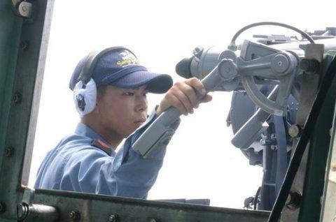 海自派遣海賊対処行動水上部隊(25次隊)いなづまの様子レポート4No2